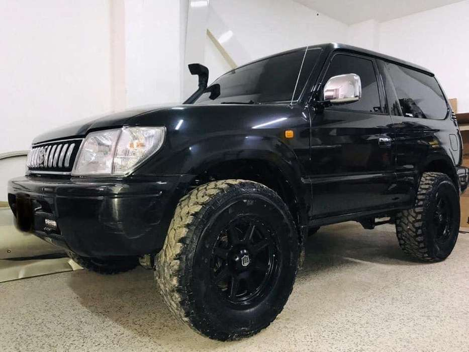 Toyota Prado 2007 - 143000 km