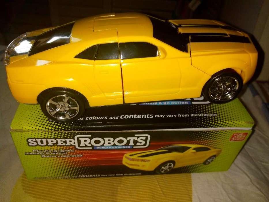 Auto Transformers a Pila