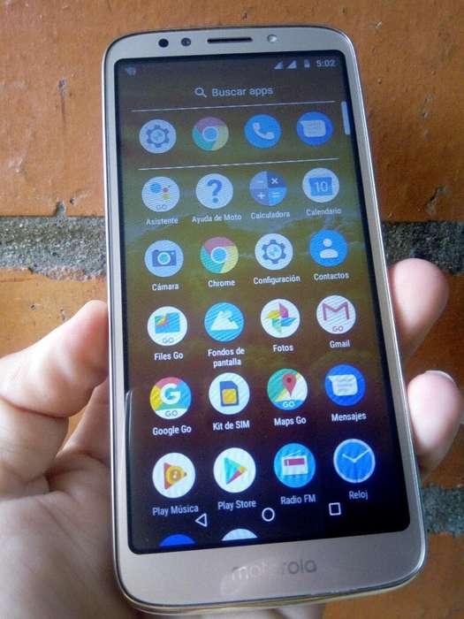 Celular Moto E5 Play Huella