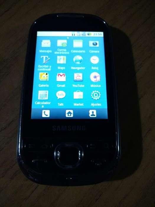 Samsung Galaxi I5500 ANDROID con Redes Y Camara!