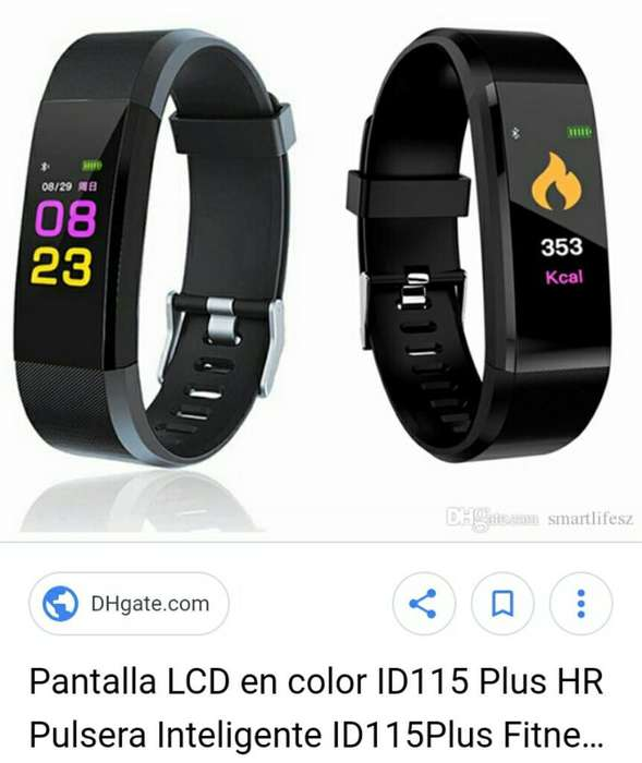 Smartband Id115 Hr