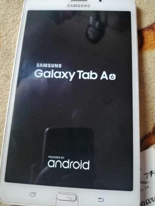 Viendo Una Tabl Galaxy Tap A6 en Perfect