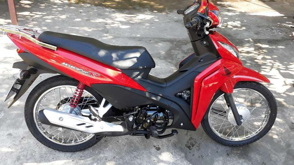 Vendo Honda Wave S 2019
