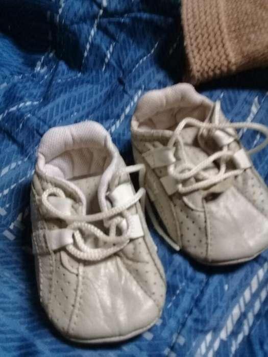 Zapatillas Bb de 2 a Tres Meses