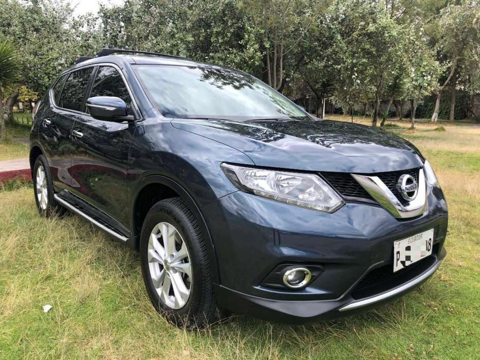 <strong>nissan</strong> X-Trail 2016 - 66000 km