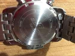 Reloj Casio Edifice Ef 558 Fd Linea Red-Bull 100% Original