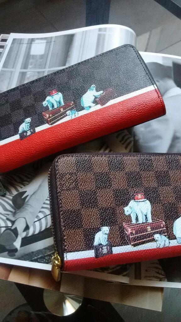 9d2d839a7 Billeteras Louis Vuitton para Damas - Lima