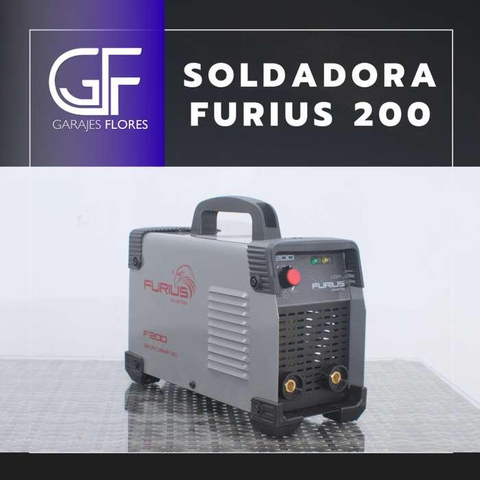 SOLDADORA FURIUS 200