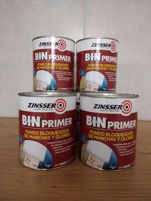 ZINSSER BIN PRIMER 1LT