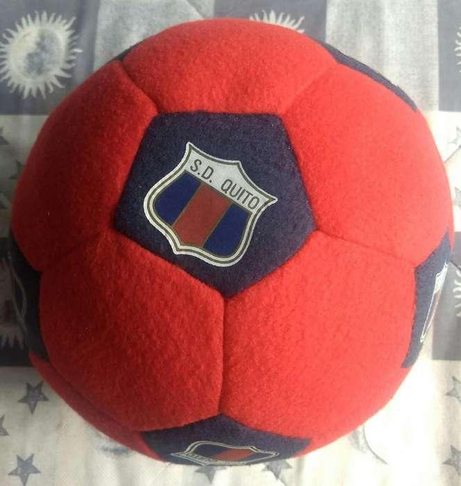 Pelota Almohada Deportivo Quito