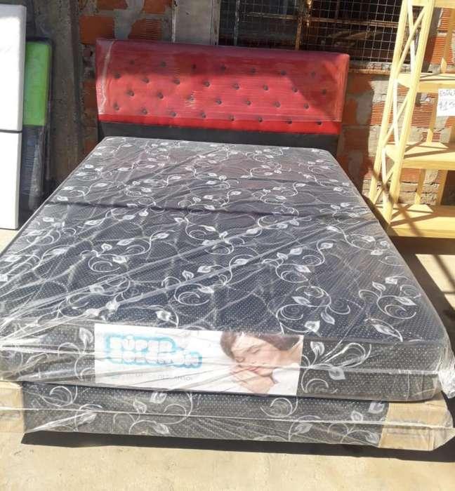 Vendo Mueble Colchones Y Sommier