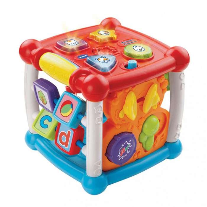 Minicubo Sorpresas Vtech Actividades Bebes