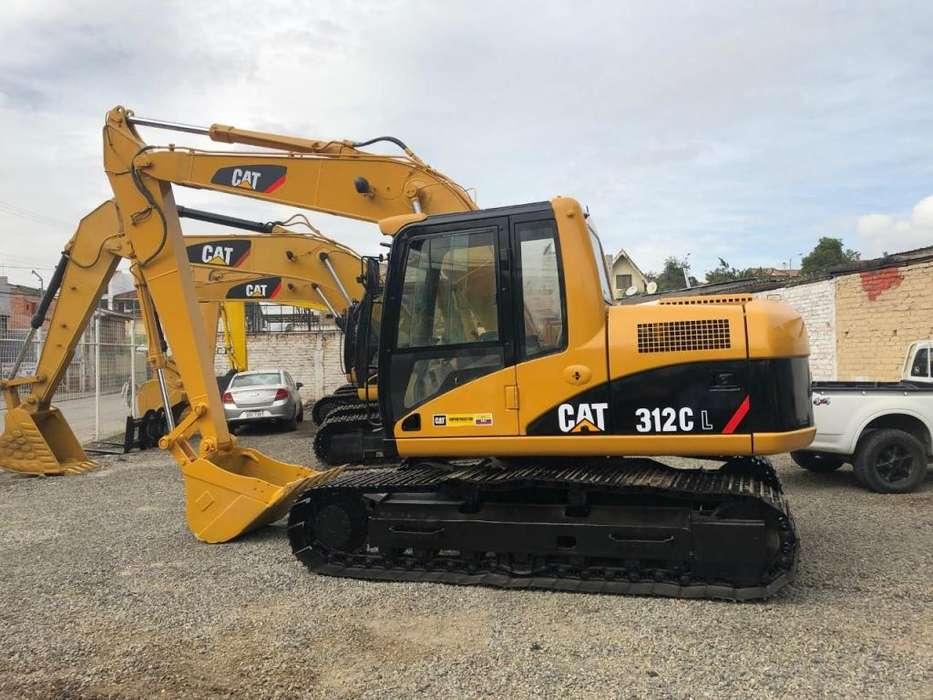 Excavadora CAT 312CL 2006 Importada