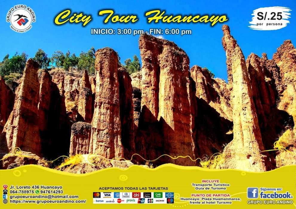 CITY TOUR HUANCAYO