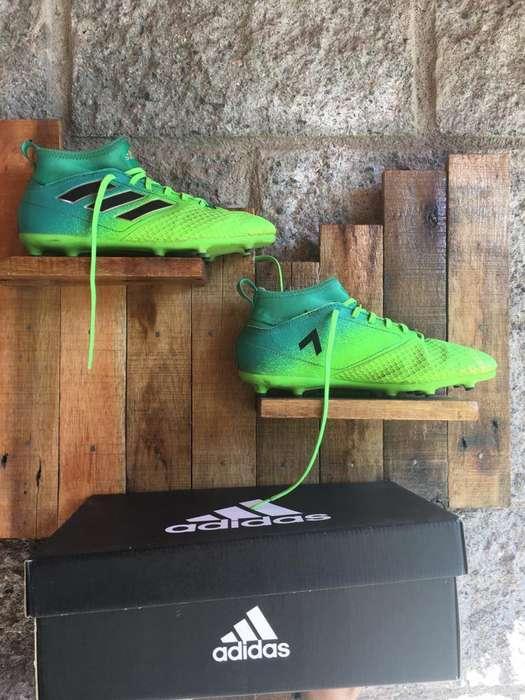 Botines Adidas Ace