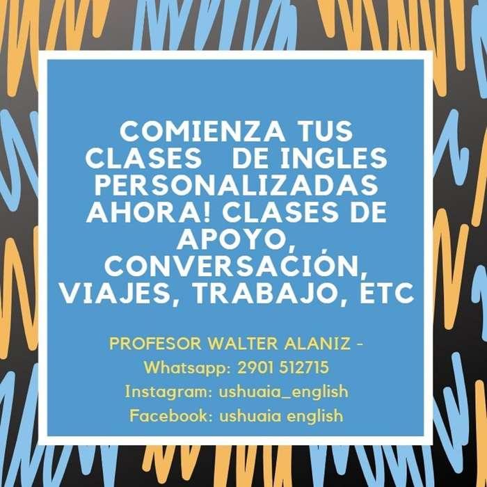 Clases de Inglés Personalizadas en Ushua