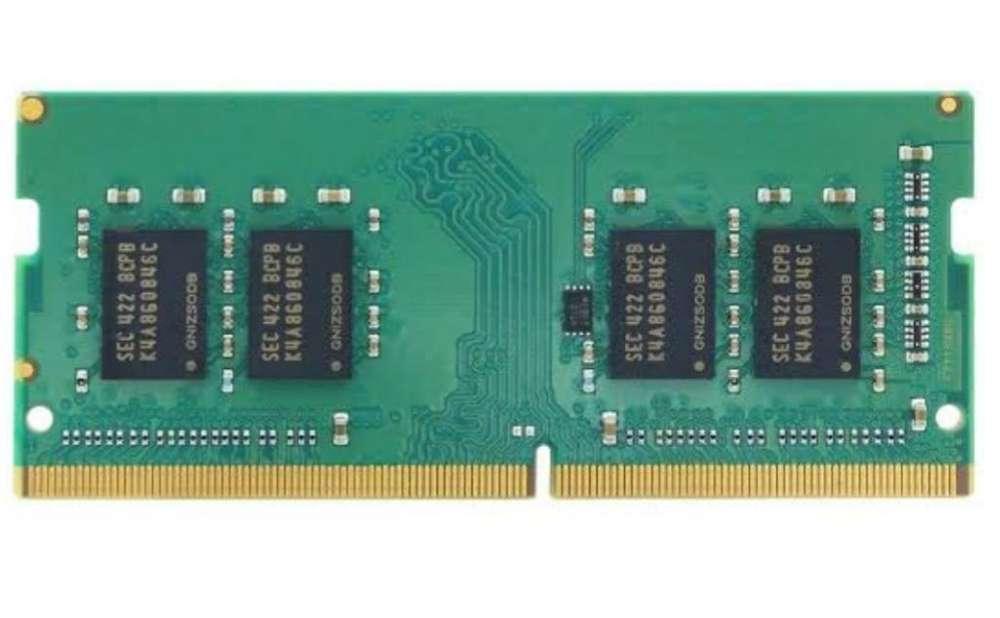 Vendo Memoria Ram Ddr4 4gb Laptop