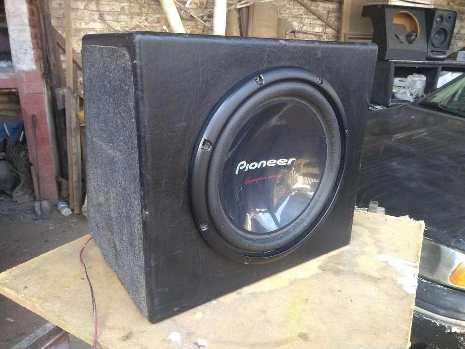 Woofer Pioneer 1400w