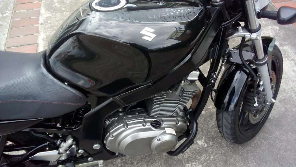 Suzuki Gs 500, Muy Poco Uso