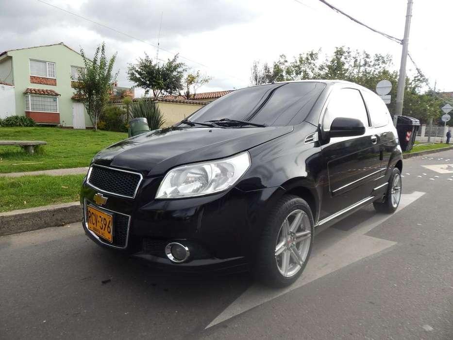 Chevrolet Aveo 2011 - 123000 km