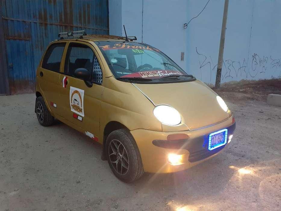 Daewoo Matiz 1998 - 900000 km
