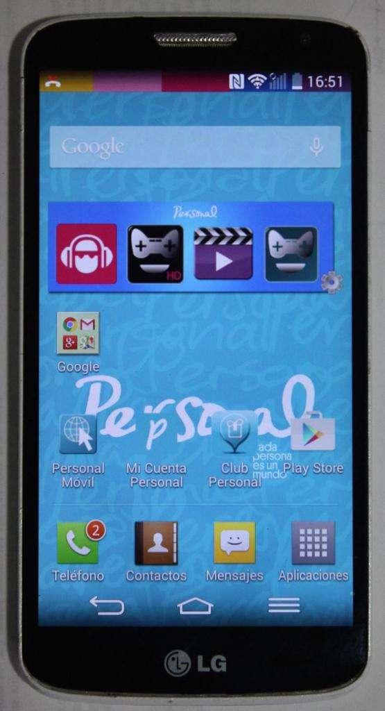 f8c85237bc9 LG G2 mini 4G LTE para personal. en muy buen estado! - Quilmes