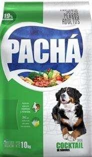 Alimento Perro Adulto Pacha – X 15 Kg