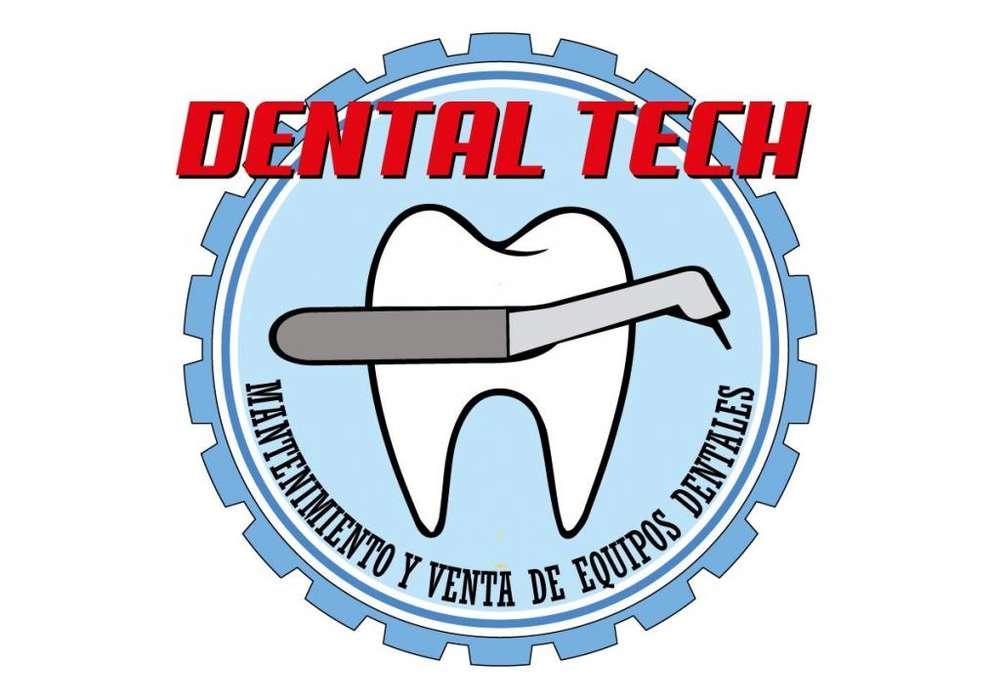 Mantenimiento, reparación y venta de equipos odontológicos