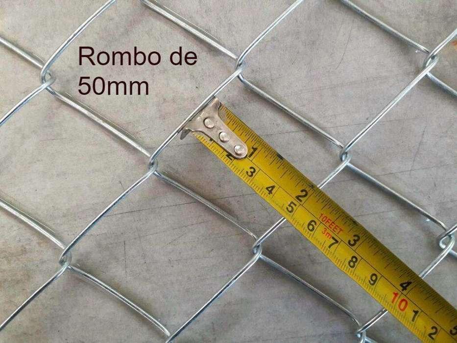 Tejido romboidal AG Perimetrales