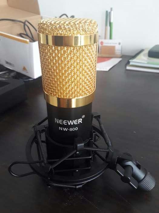 Microfono xlr