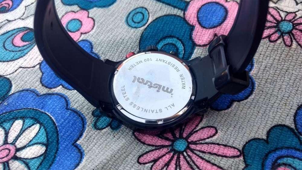 Vendo Reloj Deportivo Mistral