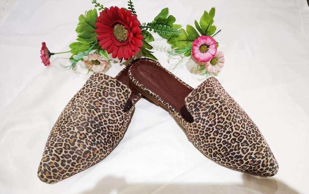 Zapatos de Dama 100 %cuero, Toda Ocasión