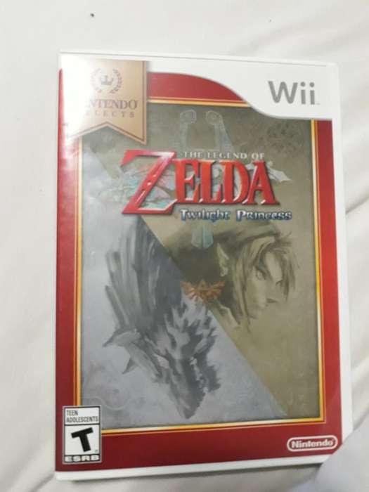 Nintendo Vendo Twilight Princess