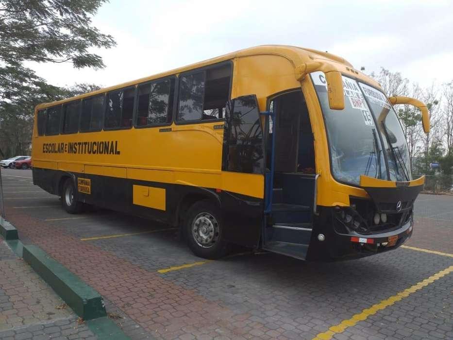 Vendo Bus Cooor Amarillo