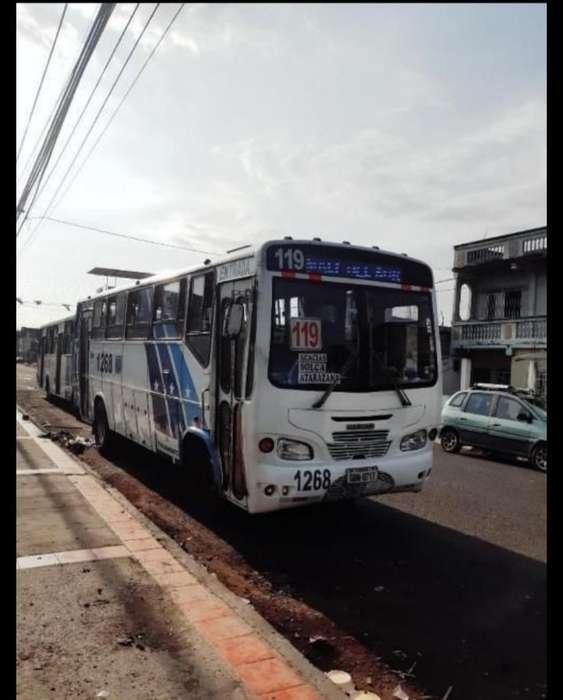 Vendo Bus Hino Gd Derechos Y Acciones