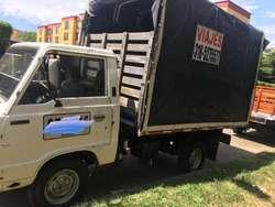 Vendo Vehículo Estacas Kia Diesel 2700cc