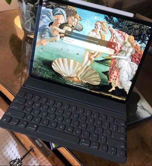 Teclado iPad Pro 12.9 (3Era Generacion)