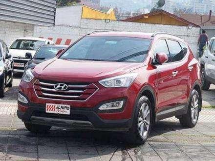 Hyundai Santa Fe 2016 - 6500 km