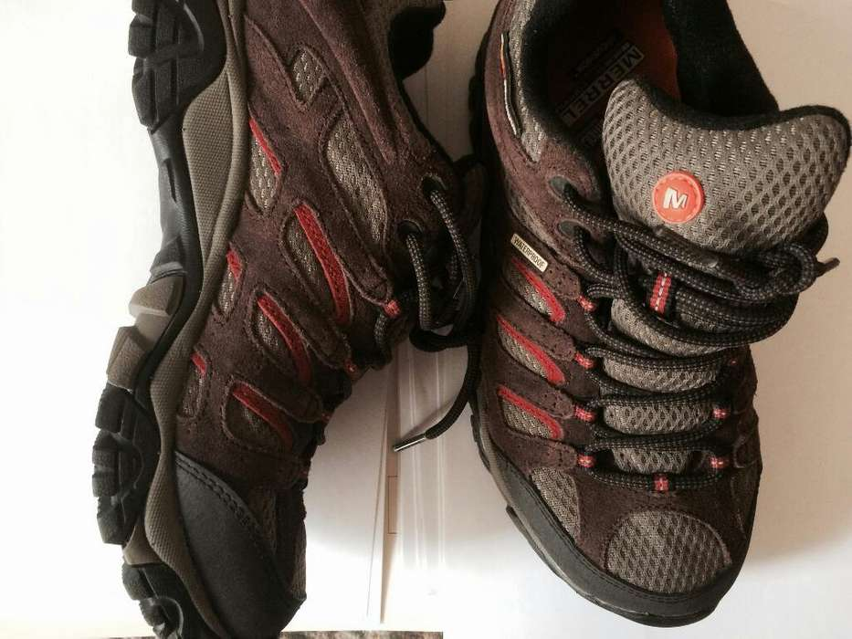 Zapatos Merrell Nuevos Hombre Numero 40
