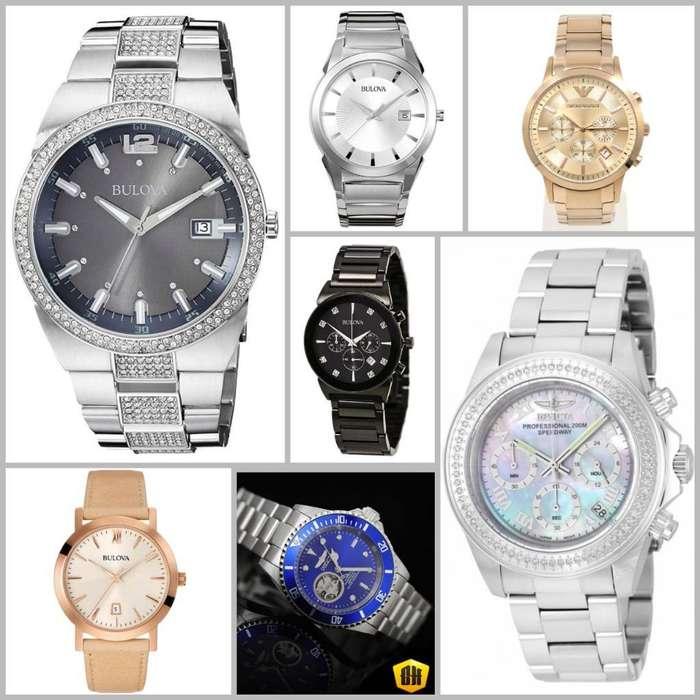 d11fda10c62a Gran Oferta Reloj Bulova Emporio Invicta