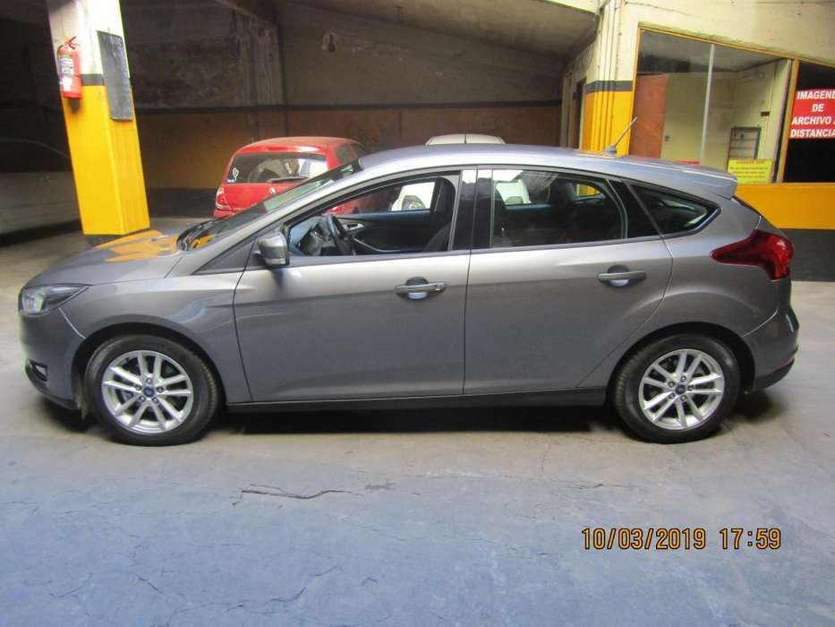 Ford Focus 2018 - 7000 km