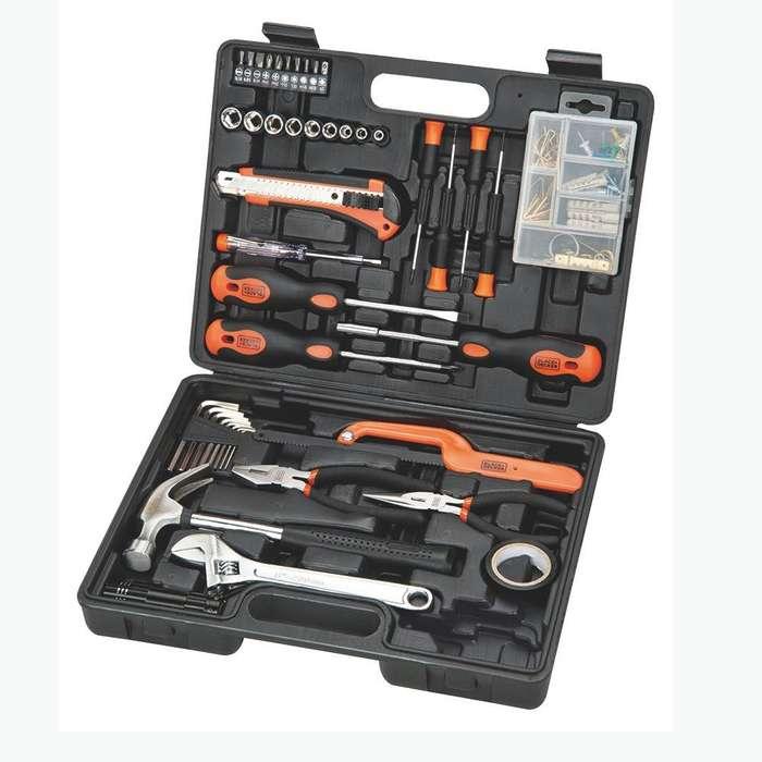 Set de herramientas Black & Decker / SELLADOS