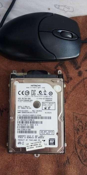 Disco Duro de 500 Gb...en Buen Estado