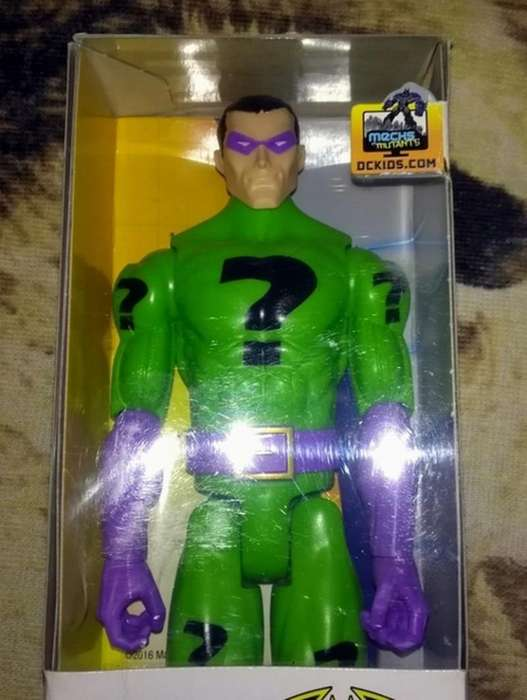 Vendo muñecos articulados DC COMICS
