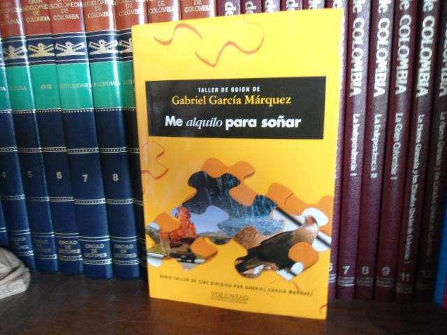 Gabriel García Márquez: Me alquilo para soñar Taller de Guión