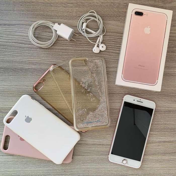 Iphone 7 Plus 32 Gb con accesorios
