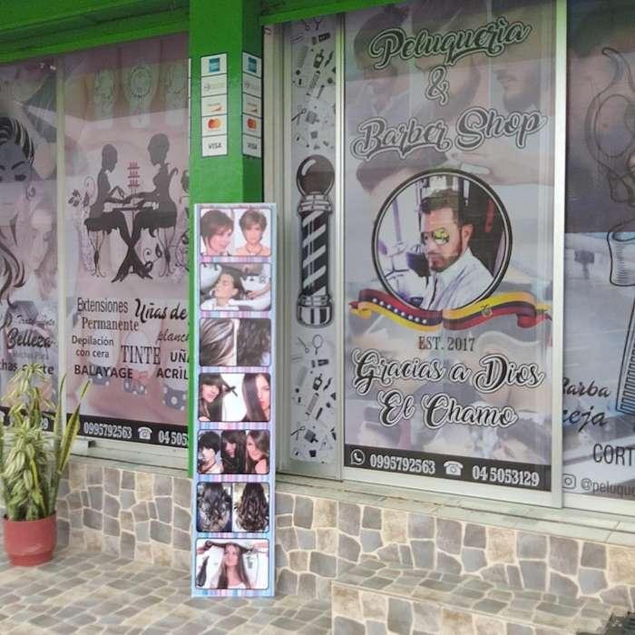 Barbero Y/o Peluquero