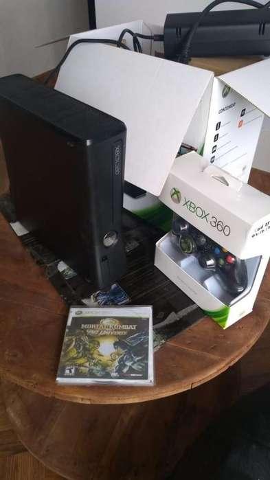 Vendo Xbox 360.