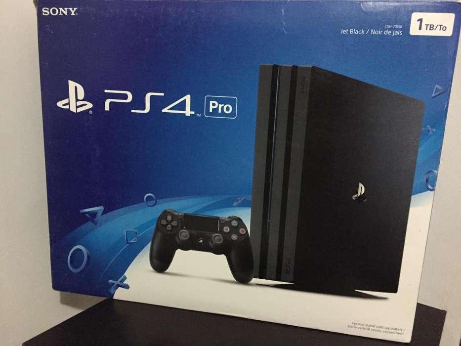 PS4 pro usado