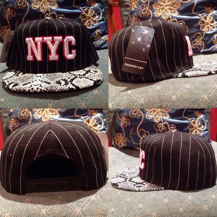 Gorra Snapback NYC